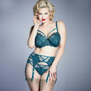 lingerie glamour porte jarretelles retro sexy nouveautés dita von teese