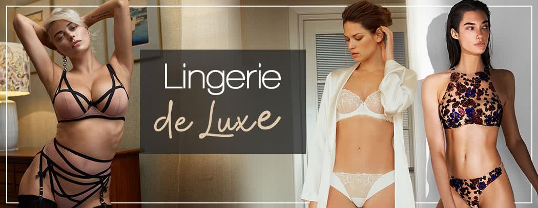 marques lingerie de luxe agent provocateur, la perla et ID Sarrieri sur Glamuse 2019