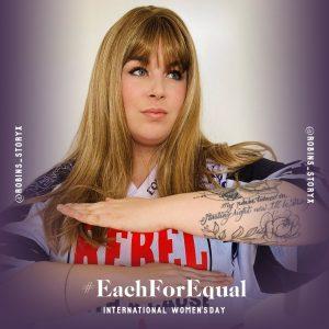 Campagne #EachForEquals 2020 de Marlies Dekkers