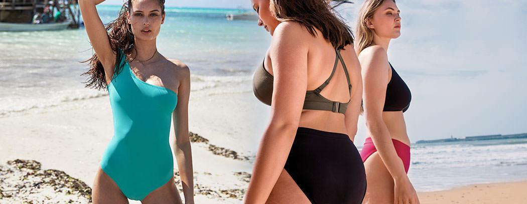 les modèles de maillots de bain les plus tendances adaptés à ma morphologie