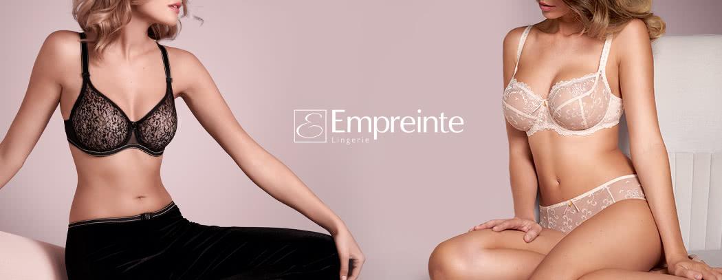 Empreinte : une lingerie d'exception française à l'innovation sans égal et au service des bonnets généreux
