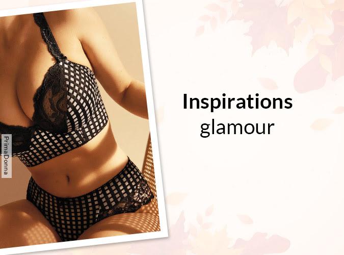 Découvrez les inspirations lingerie glamour