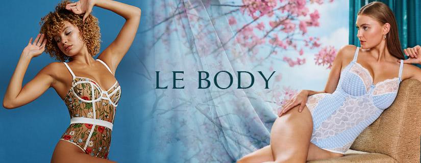 Le body : la folle histoire de cette pièce de lingerie et les conseils de Glamuse pour le porter avec style