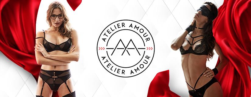 Atelier Amour, lingerie sexy et française