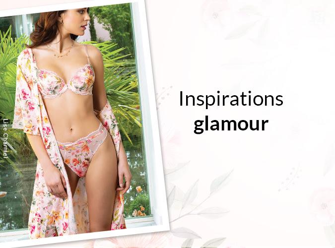 Découvrez toute la lingerie glamour