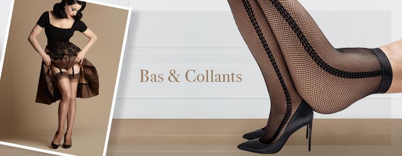 Bas et Collants : conseils et sélection Glamuse