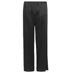 MARJOLAINE pantalon en soie Soie Unie