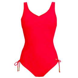 MIRADONNA maillot de bain 1 pièce nageur lissant sans armatures diana Laces Mirabasic