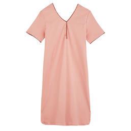 LAURENCE TAVERNIER chemise de nuit courte en coton Sorbonne