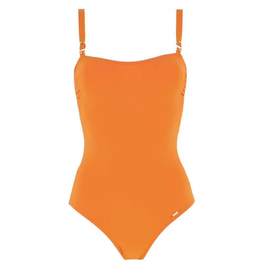 LIVIA maillot de bain 1 pièce bustier Fereol sans armatures Cabourg